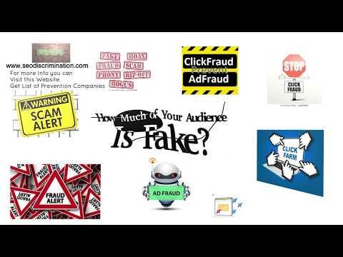 Prevent Clickfraud & Prevent Trafficfraud Leads to Prevent Seodiscrimination