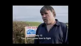 Irish Bare Knuckle Boxing  Neanderthals in Action