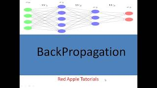 back propagation in ANN ( in hindi)