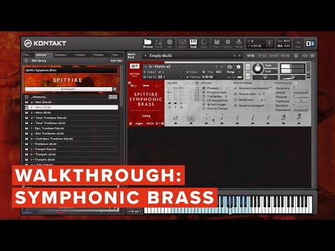 Spitfire Walkthrough: Spitfire Symphonic Brass