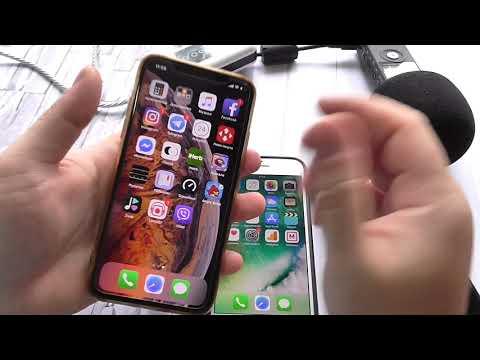 Как настроить аирдроп на айфоне