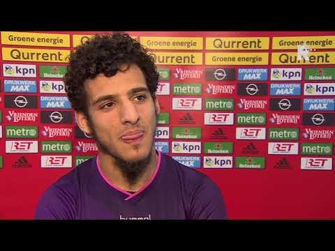Yassin Ayoub over Feyenoord-FC Utrecht: 'Het heeft me wel wat gedaan'
