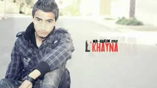 Mr Hakim Lkhayna 2012