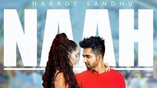 Naah - Harrdy Sandhu Feat. Nora Fatehi | Jaani | B Praak | Full Music Video Song | English Subtitles