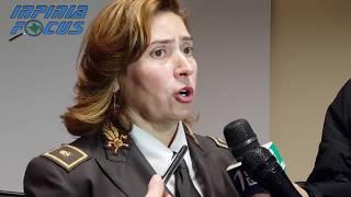 Rosa D'Eliseo: Vigili del fuoco pronti a fronteggiare l'emergenza maltempo