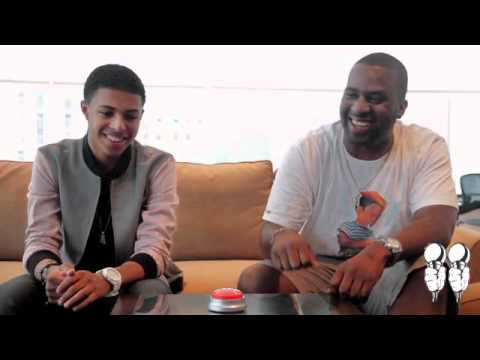 Beat The Staff With Diggy Simmons: Presented By The Source And Akoo