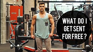 Stuff YouTubers Get Sent & Advice For Teen Lifters