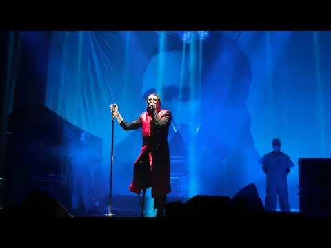 Marilyn Manson - KILL4ME live @ Helsinki Ice Hall 12.11.2017
