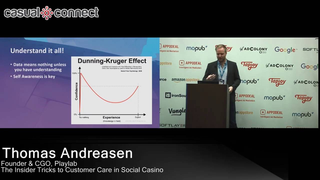 The Insider Tricks to Customer Care in Social Casino | Thomas Andreasen