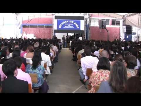 Iglesia de Dios Ministerial de Jesucristo Internacional - Clip - Popayán - María Luisa Piraquive