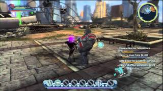 DC Universe Online [Neo] Part 5 Gameplay Career Playthrough PS3 Mission 1 Gorilla Grodd