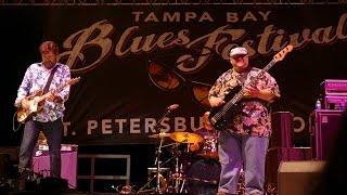 Tab Benoit 2017 04 09 St. Petersburg, Florida - Tampa Bay Blues Festival - Vinoy Park - Full Gig