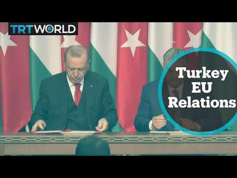 Turkey-EU Relations: Erdogan criticises EU's attitude toward Turkey