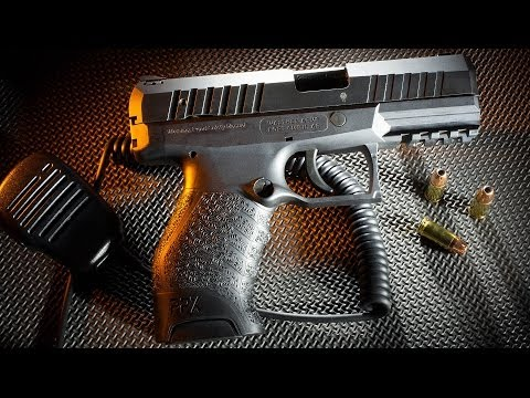 How to Field Strip the Walther PPX