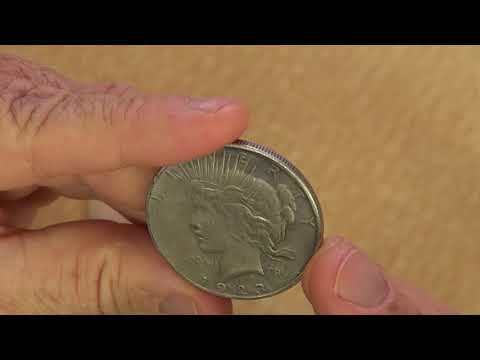 Avoid Counterfeit/fake Silver Dollars! We Show You How, Real Vs Fake.