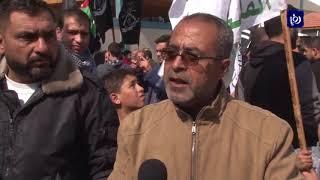 مواجهات في قطاع غزة مع قوات الاحتلال في جمعة الغضب نصرة للقدس - (23-2-2018)
