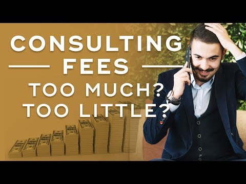 How to Set Fees for Your New Consulting Business - The Art of High Ticket Sales Ep. 7