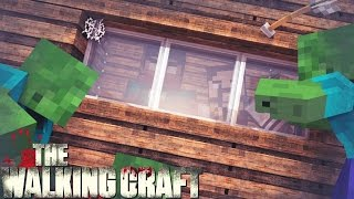 Minecraft: #4 A CASA ESTA CERCADA! (THE WALKING CRAFT 3ª TEMP)