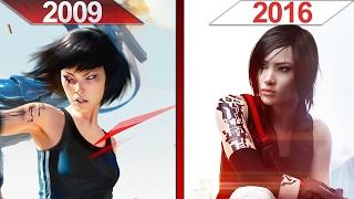 SBS Comparison   Mirror's Edge (2009) VS Mirror's Edge Catalyst (2016)   PC