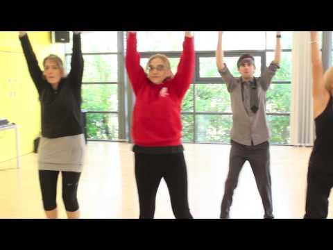 Belfast Model School for Girls - Sports Day 2015 - Staff Video
