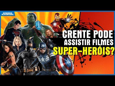 CRISTÃO PODE ASSISTIR FILMES DE SUPER-HERÓIS?