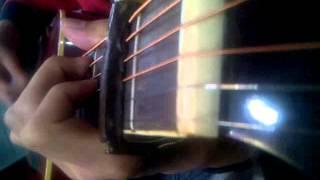 aku bukan pilihan hatimu cover guitar by fazar zhey