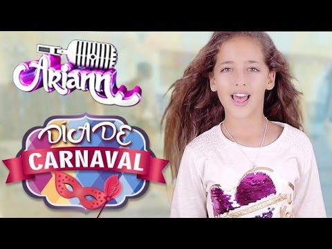 Resultado de imagen de Ariann arrasa en Youtube con 'Día de Carnaval'