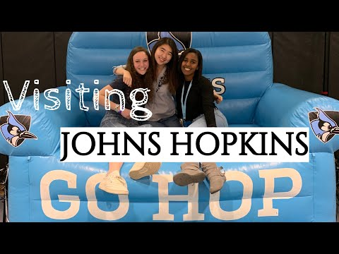 Visiting Johns Hopkins | SOHOP 2019 (campus, impressions, experience)