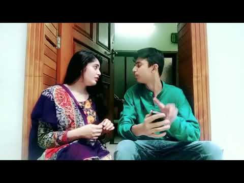Sister Blackmailing His Brother | Sister Brother Relation |