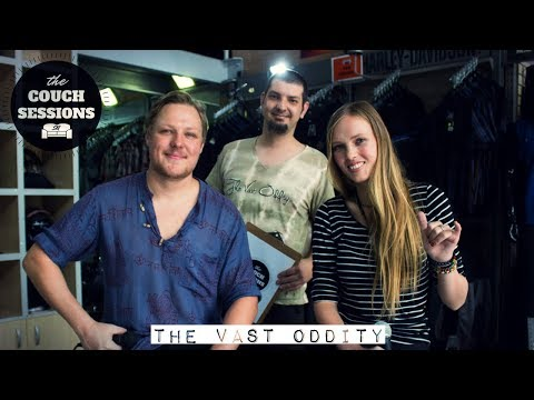 The Vast Oddity - The Couch Sessions SA - Season 2: Episode 7 (Full Interview)