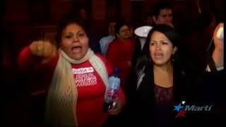 A prisión preventiva expresidente peruano Humala y su esposa por caso de corrupción