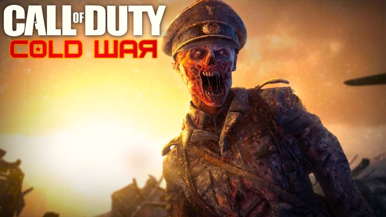 Breaking Call Of Duty 2020 Zombies Update Black Ops Cold War Scary News Mw Zombies Revealed Youtube