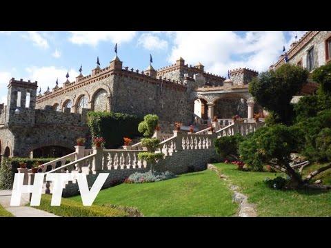 Hotel Castillo de Santa Cecilia en Guanajuato