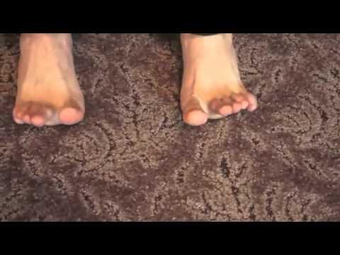 Видео Ю Черняков- Упражнения для пальцев ног. Исправление осанки всего тела
