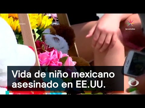 Tiroteo en San Bernardino California deja a niño mexicano muerto - Denise Maerker 10 en punto -