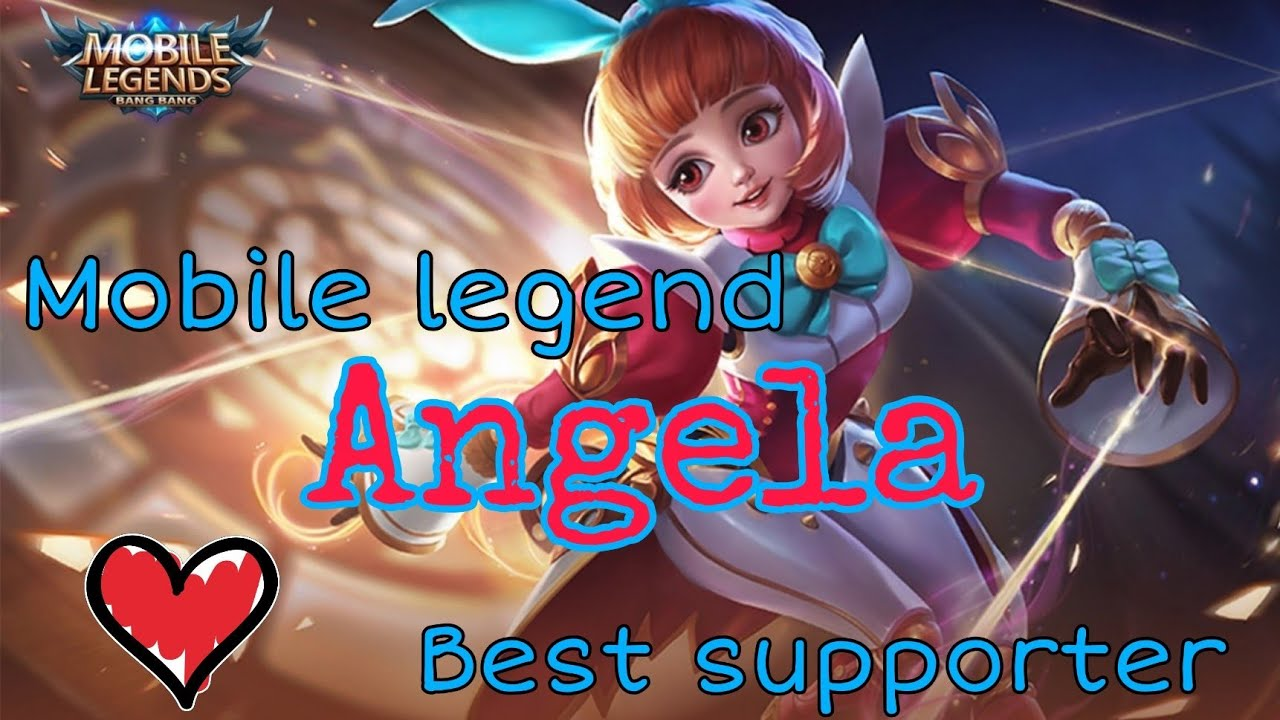 Mobile Legend Hero Guide - Angela: Support Combine! - Roonby