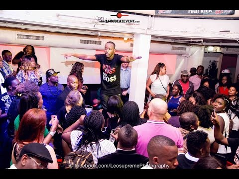 Eddy Kenzo Live on Stage in Cologne Germany by AfroBeatEvent HD1080p