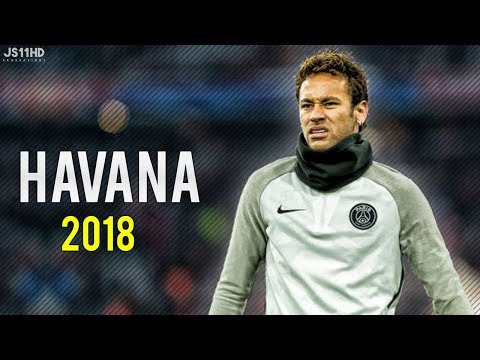 Neymar Junior ● Havana ● Skills & Goals ● 2017/18 |HD