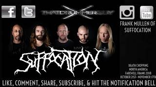 Interview with Frank Mullen of Suffocation