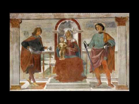 Domenico Ghirlandaio 多梅尼科基爾蘭達約  (c. 1449–1494)  Renaissance painter