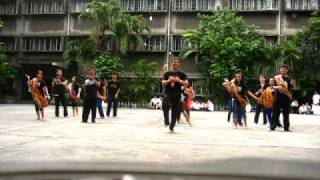 Indian Dance - Manila Science High School