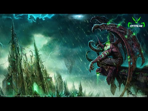 World of Warcraft  All Cinematic Trailers - HD 1080p Dublado