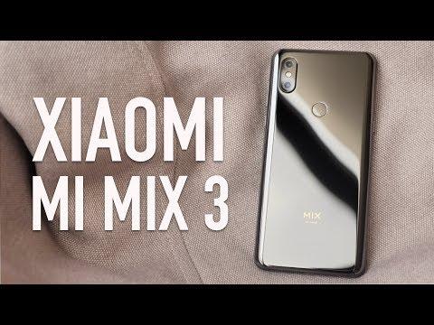 Элитный Xiaomi Mi Mix 3. Полный обзор после недели использования