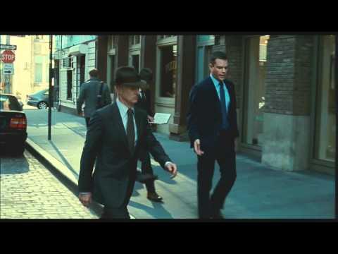 "The Adjustment Bureau - Clip: ""Richardson Confronts David On The Streets"""