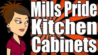 Mills pride replacement doors for Mills pride kitchen cabinets