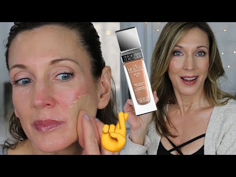 Foundation Friday Over 50 ~ Physicians Formula Healthy Foundation