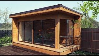 видео Особенности современного строительства офисов