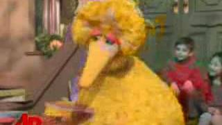 Being Big Bird: the Muppet Unmasked