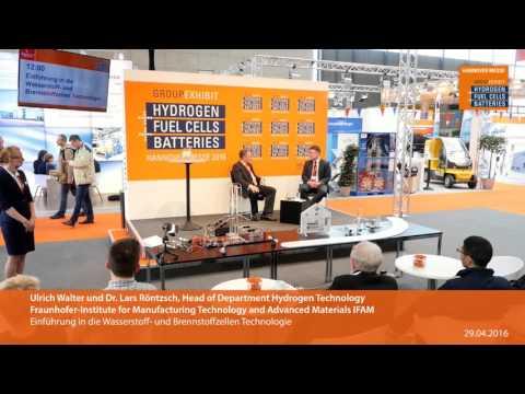 Einführung in die Wasserstoff- und Brennstoffzellen Technologie