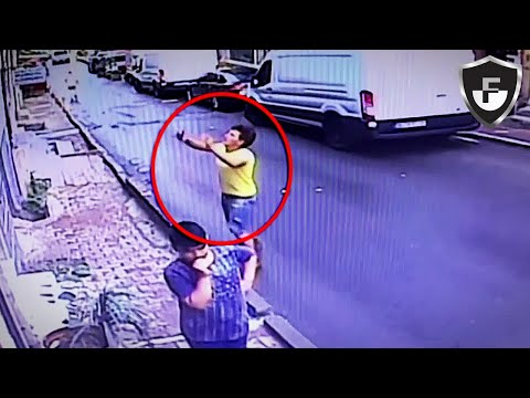 7 Amazing Moments Caught on Camera